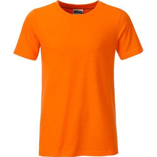 T-shirt bio Enfant - orange