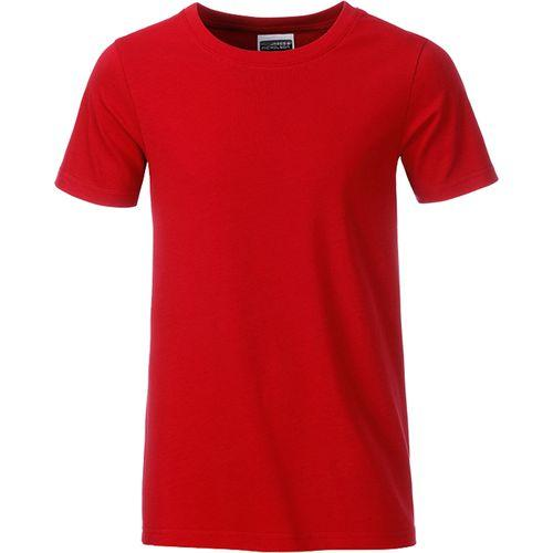 T-shirt bio Enfant - rouge