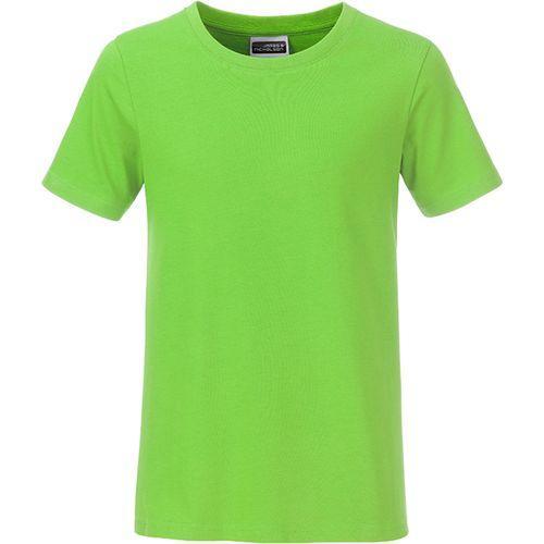T-shirt bio Enfant - vert citron