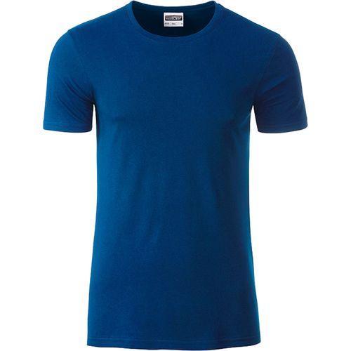T-shirt bio Homme - bleu royal foncé