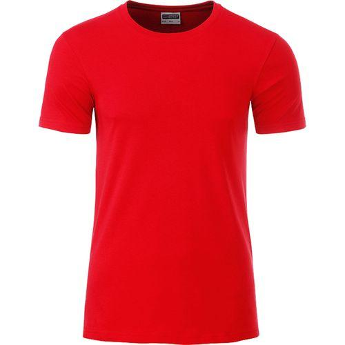 T-shirt bio Homme - tomate