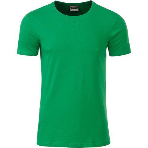 T-shirt bio Homme - vert fougère