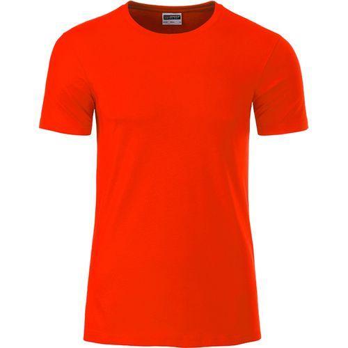 T-shirt bio Homme - grenadine