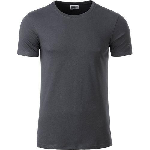 T-shirt bio Homme - graphite
