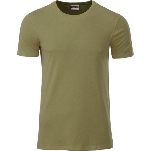 T-shirt bio Homme - kaki