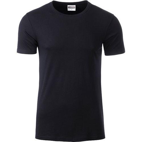 T-shirt bio Homme - noir