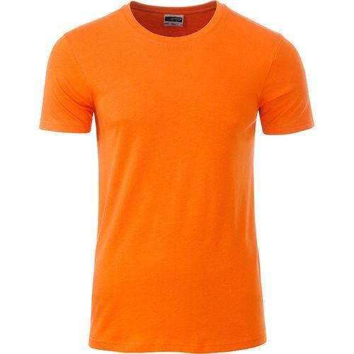 T-shirt bio Homme - orange