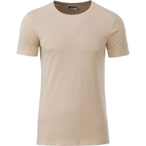 T-shirt bio Homme - stone