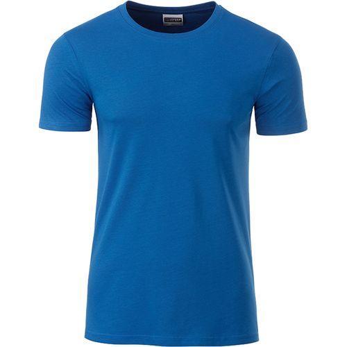 T-shirt bio Homme - bleu royal