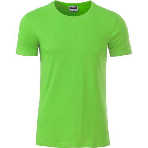 T-shirt bio Homme - vert citron
