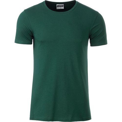 T-shirt bio Homme - vert foncé