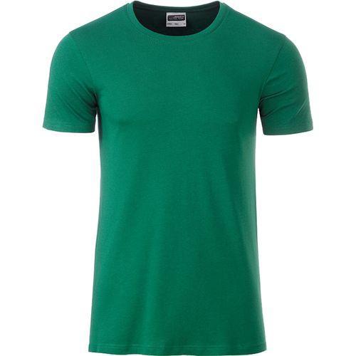 T-shirt bio Homme - vert irlandais