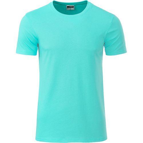 T-shirt bio Homme - vert menthe