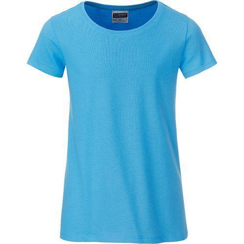 T-shirt bio Enfant - bleu ciel