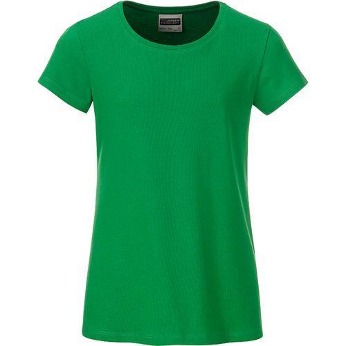T-shirt bio Enfant - vert fougère