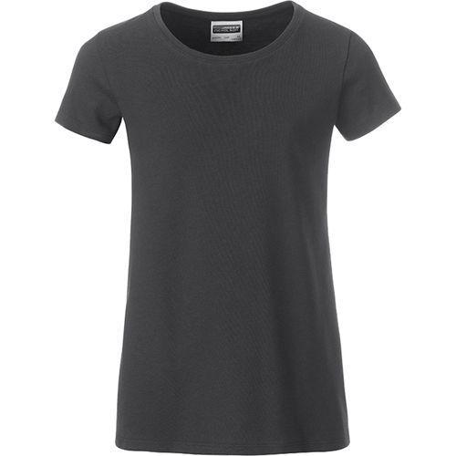 T-shirt bio Enfant - graphite