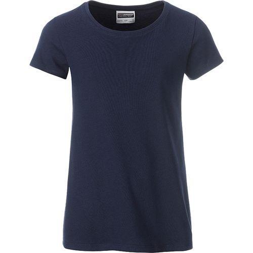 T-shirt bio Enfant - bleu marine