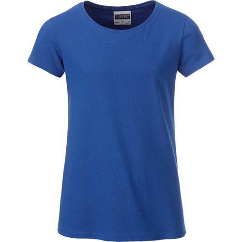 T-shirt bio Enfant - bleu royal