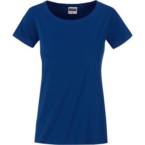 T-shirt bio Femme - bleu royal foncé