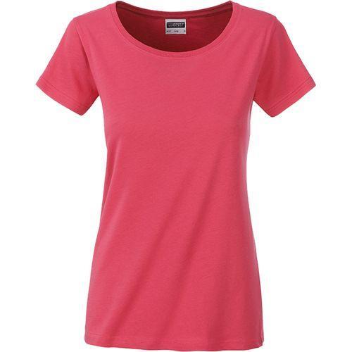 T-shirt bio Femme - framboise