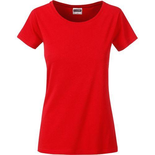 T-shirt bio Femme - tomate
