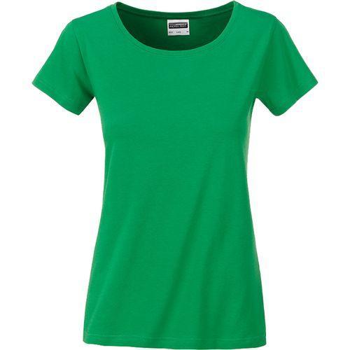 T-shirt bio Femme - vert fougère