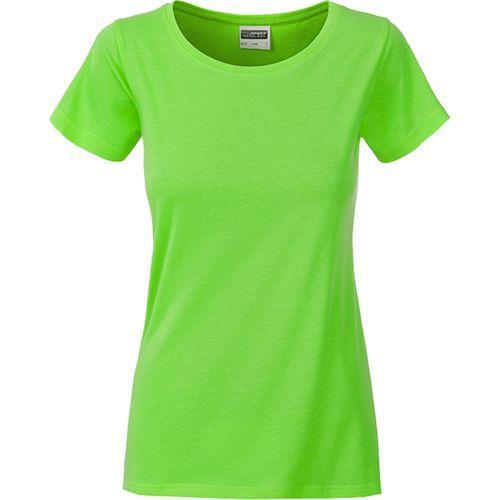 T-shirt bio Femme - vert citron