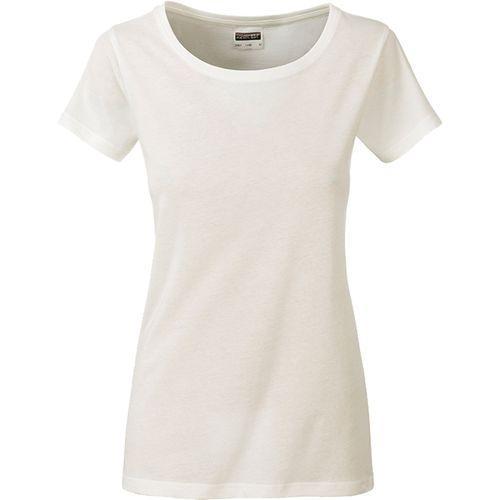 T-shirt bio Femme - écru