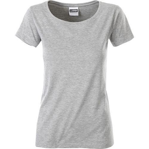 T-shirt bio Femme - gris chiné