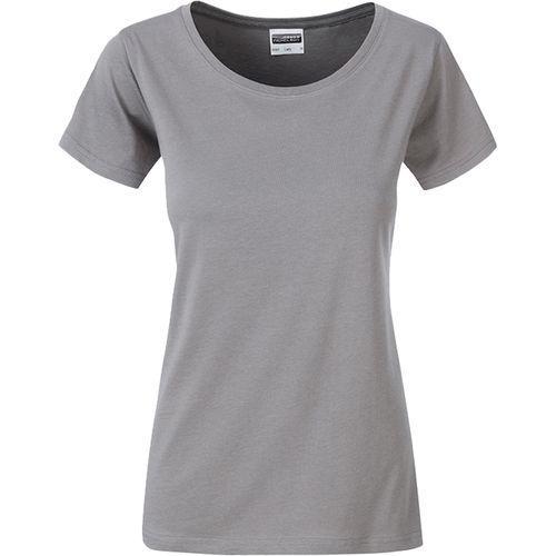 T-shirt bio Femme - gris acier