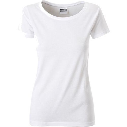 T-shirt bio Femme - blanc