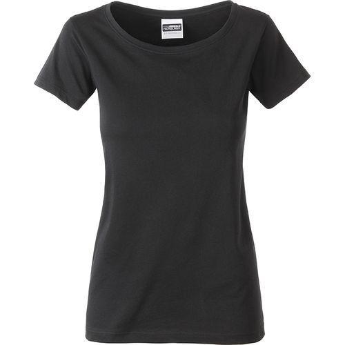 T-shirt bio Femme - noir