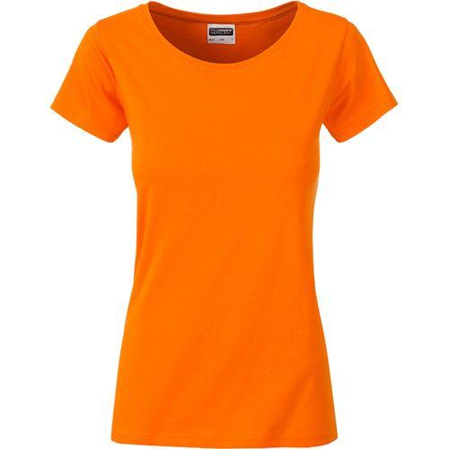 T-shirt bio Femme - orange
