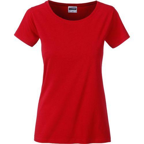 T-shirt bio Femme - rouge