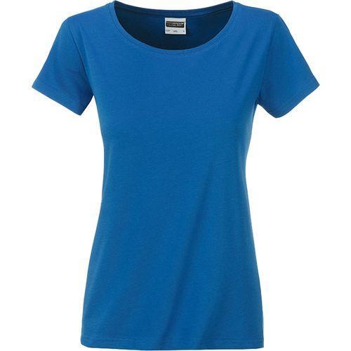 T-shirt bio Femme - bleu royal