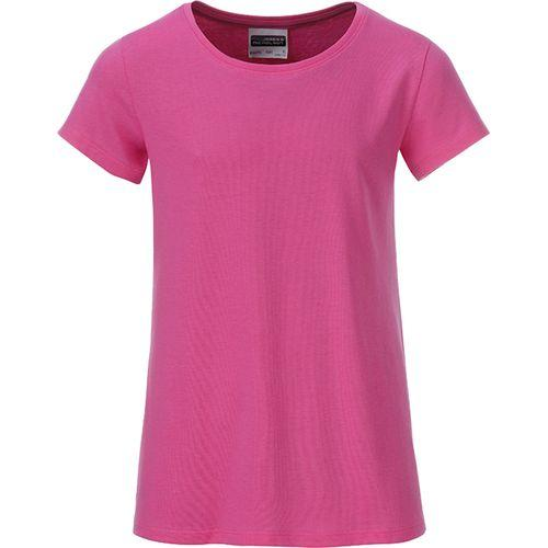 T-shirt bio Femme - rose