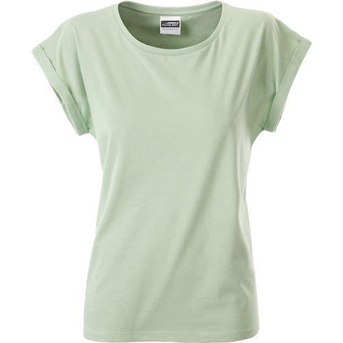 T-shirt bio Femme - vert pastel