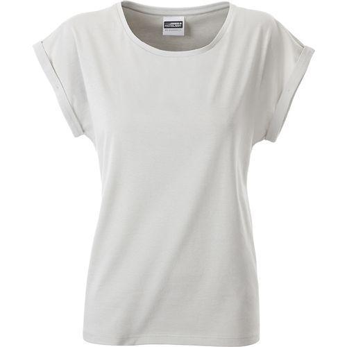 T-shirt bio Femme - gris pastel