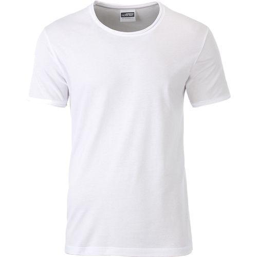 T-shirt bio Homme - blanc
