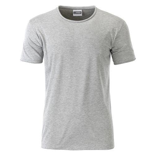 T-shirt bio Homme - gris chiné