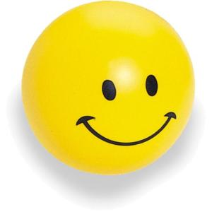 Squeezie balle Smile