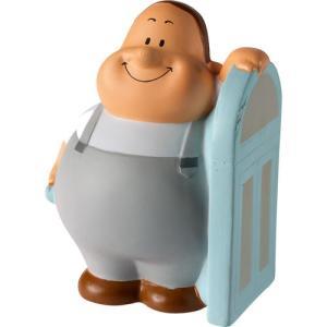 Squeezie Monsieur Bert vitrier