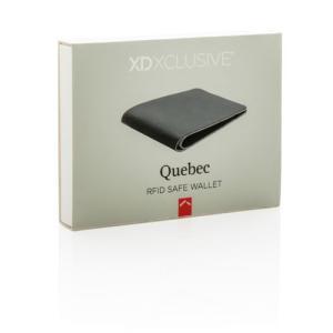Portefeuille anti RFID Québec