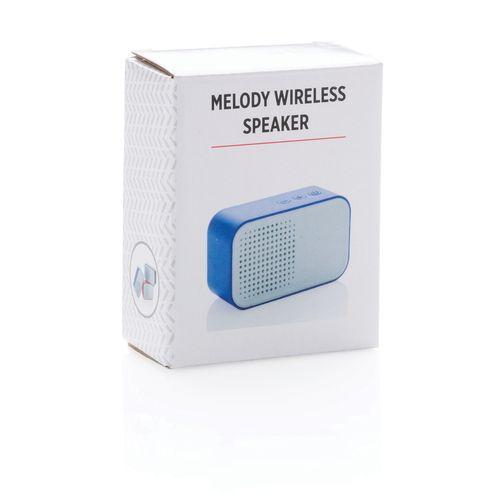 Enceinte sans fil Melody - bleu