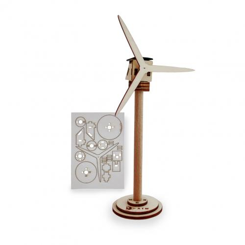 Eolienne Solaire -