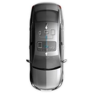 Chargeur voiture HIGHFIVE