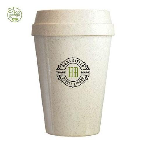 Mug étanche 300 ml DRINKSAF - beige