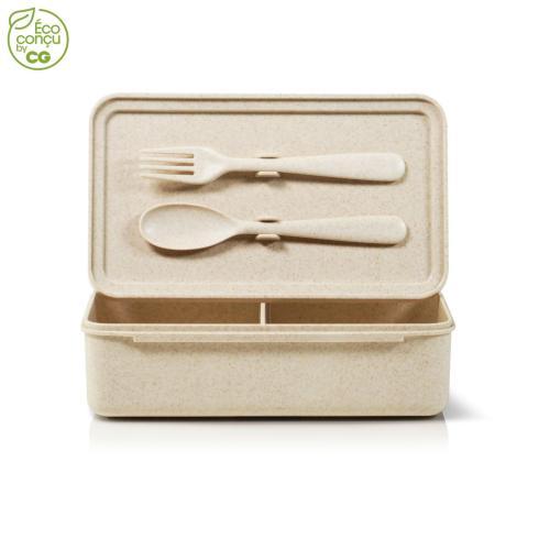 Boîte repas FOODY - beige