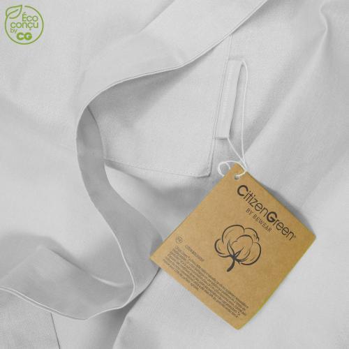 Tablier SIMPLY COOK - blanc