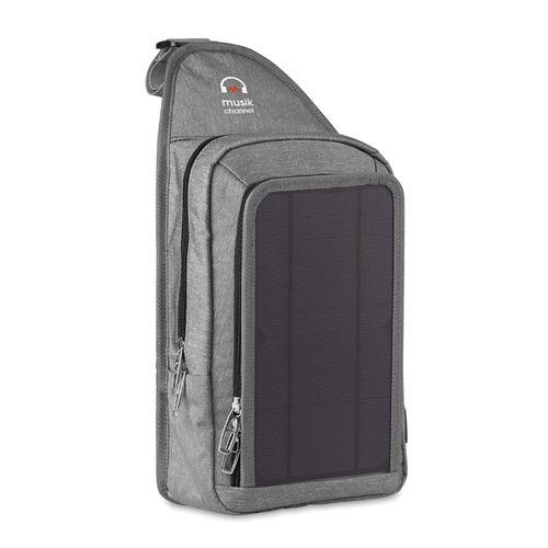 Chest bag solar - noir